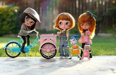Blythe Dolls, Rainbow Sherbert Please ~ | Flickr - Photo Sharing!