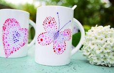 pintura para tazas de ceramica - Buscar con Google