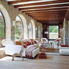 Una reforma magistral con interiores de ensueño #diseñointeriorescasas