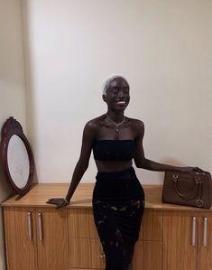 Beauty Full, Black Beauty, Black Girl Magic, Black Girls, Bougie Black Girl, Different Shades Of Black, Beautiful Black Girl, Black Girl Aesthetic, Brown Skin Girls