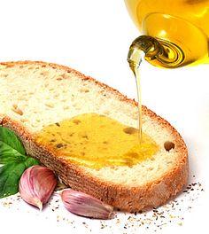 Bruschetta aglio e olio