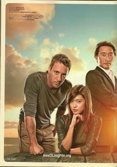 this is just way too awesome :)  but where is Danno?