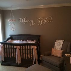 Personalized Wood Wall Art personalized wooden name sign wall hanging letters for nursery or