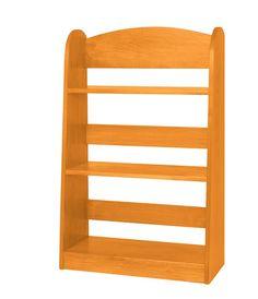 CHILDREN'S BOOKSHELF Amish Handmade Poplar Wood Furniture in 11 Finishes