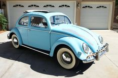 Oval Window Ragtop: 1957 VW Beetle - http://barnfinds.com/oval-window-ragtop-1957-vw-beetle/