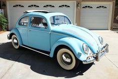 Oval Window Ragtop: 1957 VW Beetle - http://barnfinds.com/oval-window-ragtop-1957-vw-beetle/