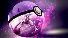 Image de pokemon, pokeball, and mewtwo Pokemon Legal, Solgaleo Pokemon, Fotos Do Pokemon, Pichu Pokemon, Pokemon Fan Art, Cool Pokemon Wallpapers, Cute Pokemon Wallpaper, Pokémon Mewtwo, Art Minecraft