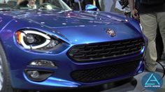 The all-new 2017 Fiat 124 Spider revives the storied nameplate, bringing its classic Italian styling and performance to a new generation. Paying homage to th...