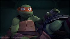 When you're introducing someone to tmnt, or any fandom for that matter.