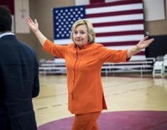 Hillary shrugs ad she's called crooked hillary by trump. Why should she care when she's used to it! She's probably used to being called murderer too, and that doesn't bother her either. She has no morals shame or integrity.