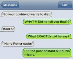 if this was one of our boyfriends @Christina & Dunaway, this would be our exact conversation.