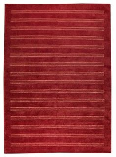 Chicago Red is a hand knotted Indotibetan area rug made of New Zealand wool & Viscose.