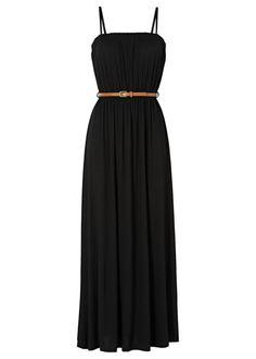 La robe avec ceinture, BODYFLIRT