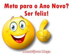 Mensagem Ano Novo https://amabijouxmega.blogspot.com.br/2017/12/mensagem-ano-novo.html Compartilhe a mensagem para o Ano Novo com os seus amigos e familiares! 😀😍 Meta para o Ano Novo? Ser Feliz! #mensagem #anonovo