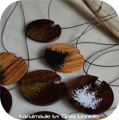 indossa l'arte nuova linea di collane in vendita  galleria@artecontemporaneacasadellarenna.com