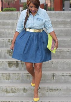 Plus Size Fashion for Women. Loving everything about this outfit. Especially the pop of colour with the handbag.For more inbetweenie and plus size fashion inspo check out www.dressingup.co.nz
