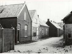 Breda - Duitenhuisstraat. Bekend om de minder fraaie naam 'Reet van Mermans'.