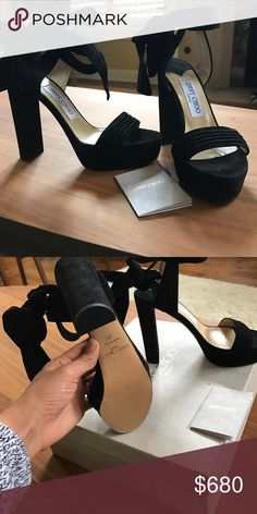 Brand new Jimmy Choo Brand new Kaytrin 120. Gorgeous timeless shoe Jimmy Choo Shoes Heels
