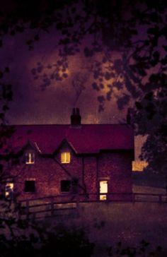 Autumn night...