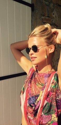 handmade suncords #sunnycords #touw #touwamsterdam #summer #beach #sunglasses #musthave #musthaves #fashion #jewelry #brilkettingen #sieraden