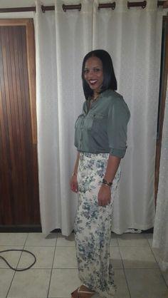Nice!!! The pants...