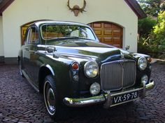 Rover 75 6 cilinder 1957 Classic Cars British, Can Am Spyder, Range Rover, Old Cars, Buses, Cars And Motorcycles, Trains, Antique Cars, Father