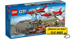LEGO City - Aeropuerto, espectáculo aéreo... #lego