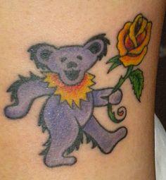 Grateful Dead Tattoos: January 2010