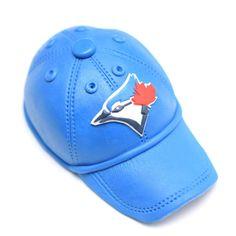 Fondant de béisbol Blue Jays gorra / sombrero por SweetPeaCakesArt