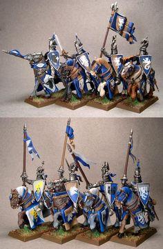 Bretonnia Knights