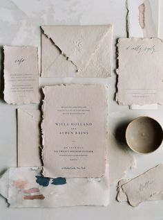 Invitation Suite via Idyll Paper
