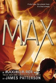 all the maximum ride novels are so good