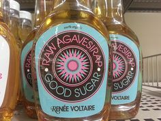 Agave Nectar: Is There Such a Thing As Good Sugar?