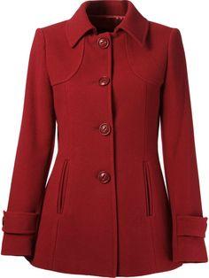 Fillity Casaco com abotoamento : Fillity Casaco com abotoamento Coats For Women, Jackets For Women, Clothes For Women, Hijab Fashion, Fashion Dresses, Modele Hijab, Office Outfits, Winter Coat, Winter Fashion