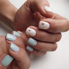 Classy Nails, Stylish Nails, Trendy Nails, Subtle Nails, Simple Gel Nails, Nagellack Design, Short Square Nails, Minimalist Nails, Dream Nails