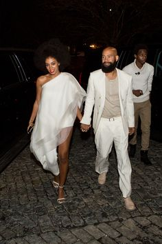 Solange at her wedding http://asos.do/GlxcOt