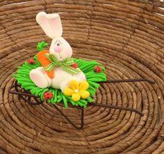 Sculpey Bunny Woes