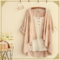 Buy 'Fairyland � Open-Front Cardigan' with Free International Shipping at YesStyle.com. Browse and shop for thousands of Asian fashion items from China and more!