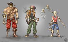 steampunk pirate - Google Search