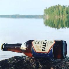 """@tornionpanimo on Instagram: """"Saimaan kesähelteissä viilennystä tarjoaa hedelmäinen, aromikas ja pehmeä Arctic Pale Ale 🍻Kiitos osakkaamme Satu M. kuvasta!…"""" Beautiful Scenery, Most Beautiful, Beautiful Places, Satu, Traveling, Beer, Instagram, Viajes, Root Beer"""
