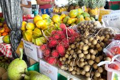 Hilo Farmers Market - Hawaii (Big Island) - Hawaii