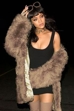 Robyn Rihanna Fenty : Photo