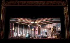THE HEIRESS Broadway set: Daylight (Set Design by Derek McLane)