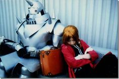 This is a great cosplay of the two. I always love this picture.