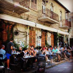 Cafe: Rothschild 12