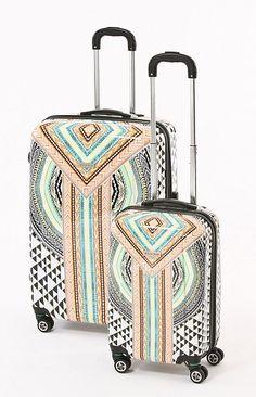 Travelers Choice Cape Verde 3-Piece Ultra-Lightweight Hardsided ...