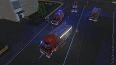 Buy Emergency Call 112 The Fire Fighting Simulation (PC) key - Cheap price, instant delivery w/o any fees at Voidu - Start playing your game right away! Lights And Sirens, Fire Hose, Emergency Call, Emergency Lighting, Fire Department, Fire Trucks, Firefighter, City, Mobiles