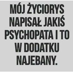 Daily Quotes, True Quotes, Polish Memes, I Hate People, Wtf Funny, Funny Comics, Peace And Love, Sentences, Quotations