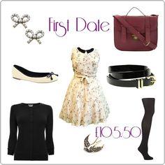 Frivolous Mrs D -First Date