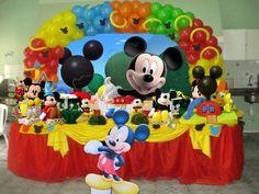 M-I-C-K-E-Y é o mickey mouse...